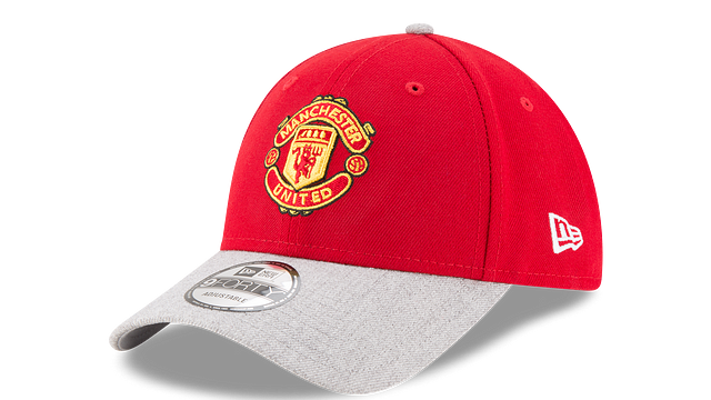 MANCHESTER UNITED HEATHER 9FORTY ADJUSTABLE