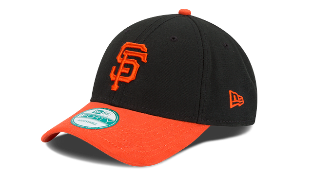 SAN FRANCISCO GIANTS THE LEAGUE 2TONE 9FORTY ADJUSTABLE