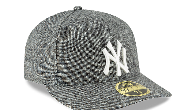 NEW YORK YANKEES TODD SNYDER LOW PROFILE 59FIFTY FITTED 3 quarter right view