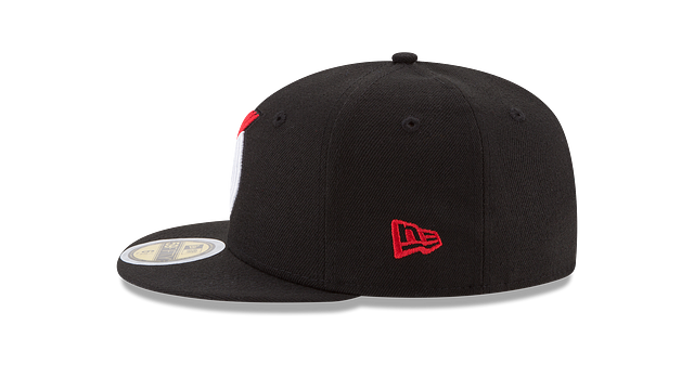 KIDS PORTLAND TRAILBLAZERS TEAM COLOR 59FIFTY FITTED