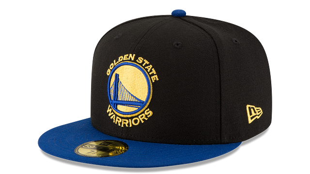 GOLDEN STATE WARRIORS 2TONE 59FIFTY FITTED