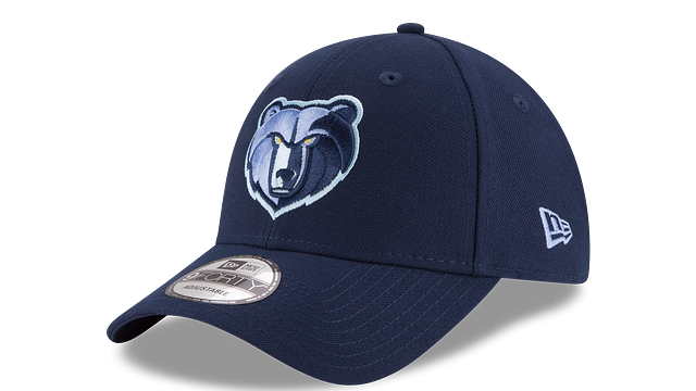 KIDS MEMPHIS GRIZZLIES THE LEAGUE 9FORTY ADJUSTABLE