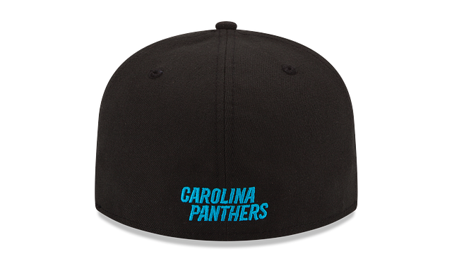 CAROLINA PANTHERS 59FIFTY FITTED