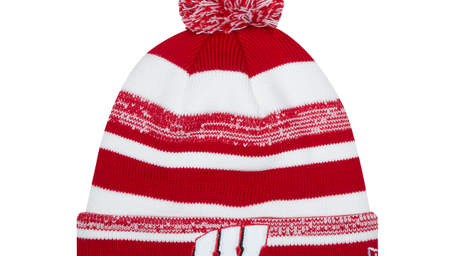 WISCONSIN BADGERS SPORT KNIT
