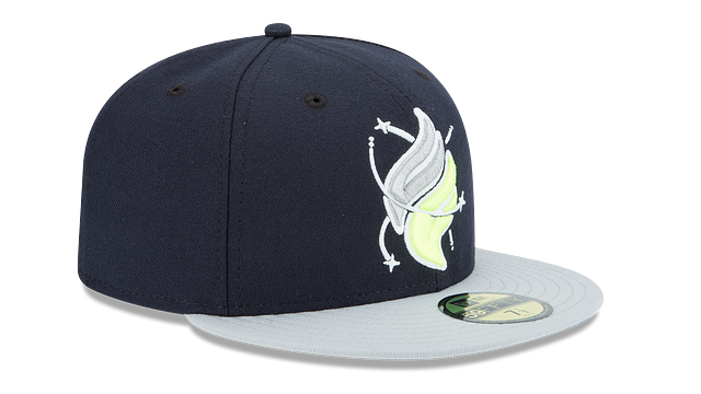 COLUMBIA FIREFLIES AUTHENTIC COLLECTION 59FIFTY FITTED