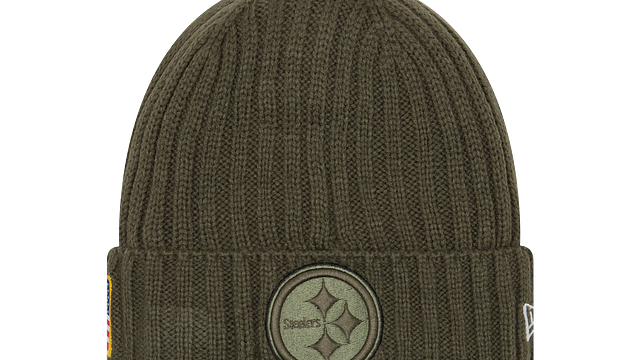 PITTSBURGH STEELERS SALUTE TO SERVICE KNIT