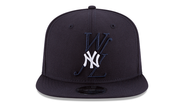 PSNY WNL YANKEES 9FIFTY SNAPBACK Front view