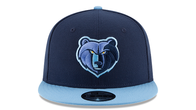 MEMPHIS GRIZZLIES 2TONE 9FIFTY SNAPBACK