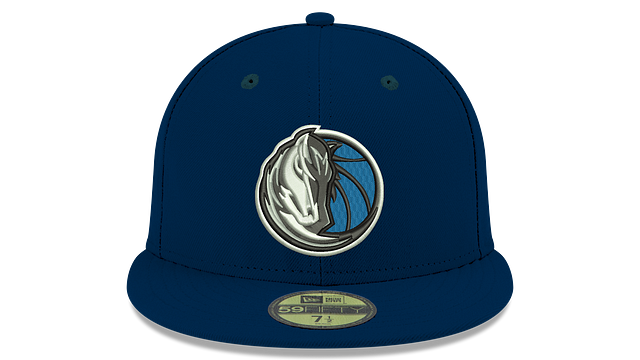 DALLAS MAVERICKS TEAM COLOR 59FIFTY FITTED