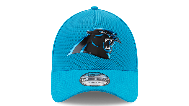 CAROLINA PANTHERS COLOR RUSH 39THIRTY STRETCH FIT