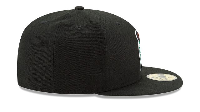 BOSTON CELTICS TEAM COLOR 59FIFTY FITTED