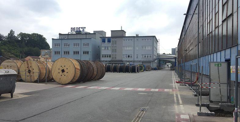 Image of production site Velke Mezirici