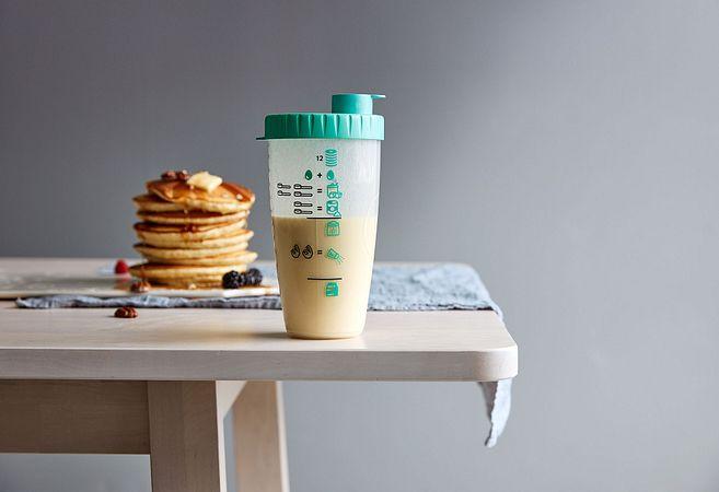 Pancake Shaker Bottle