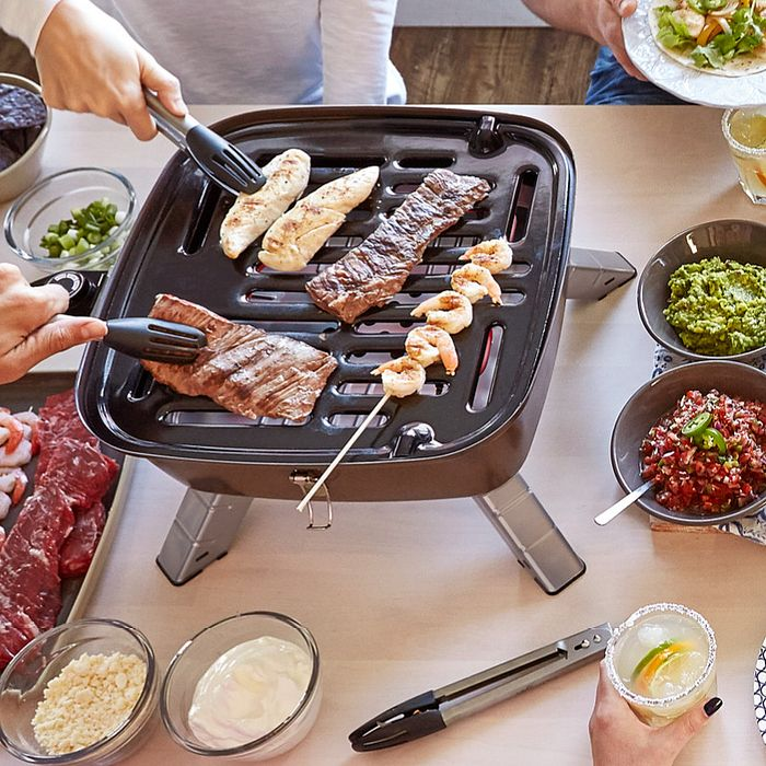 Indoor Outdoor Portable Grill