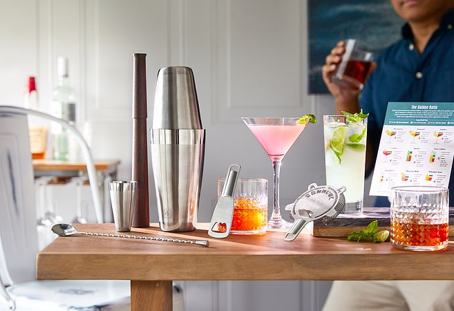 Premium Cocktail Set