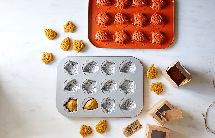 Mini Pumpkin Spice Cakes