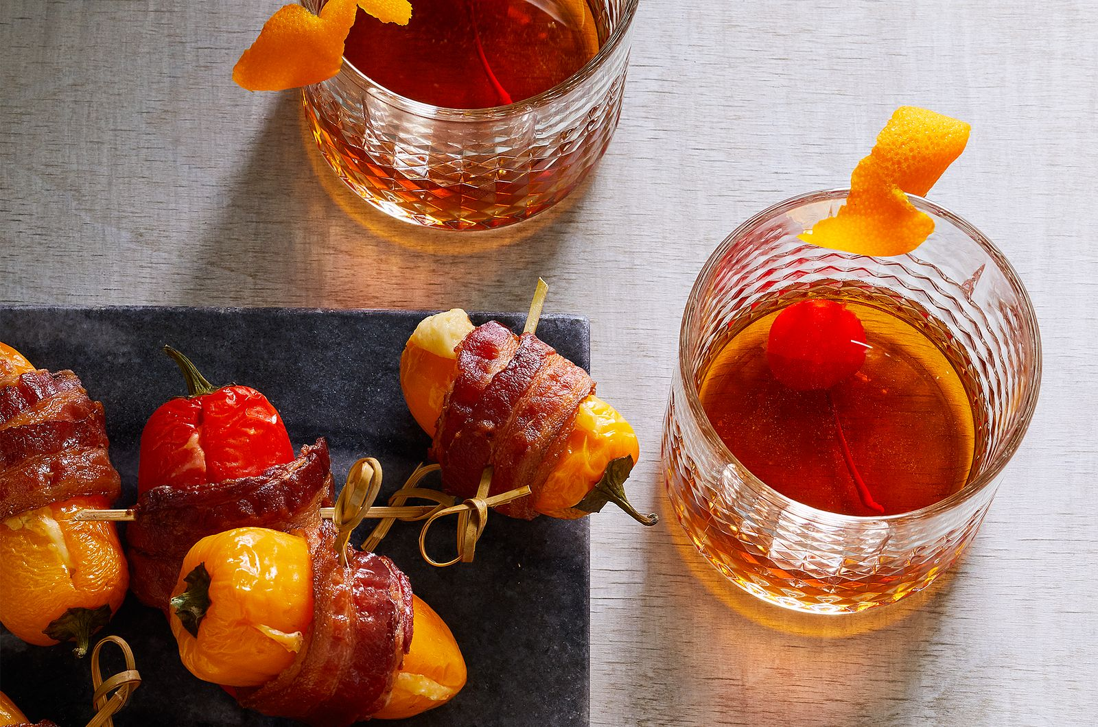 5 Tips for Pairing Cocktails With Food