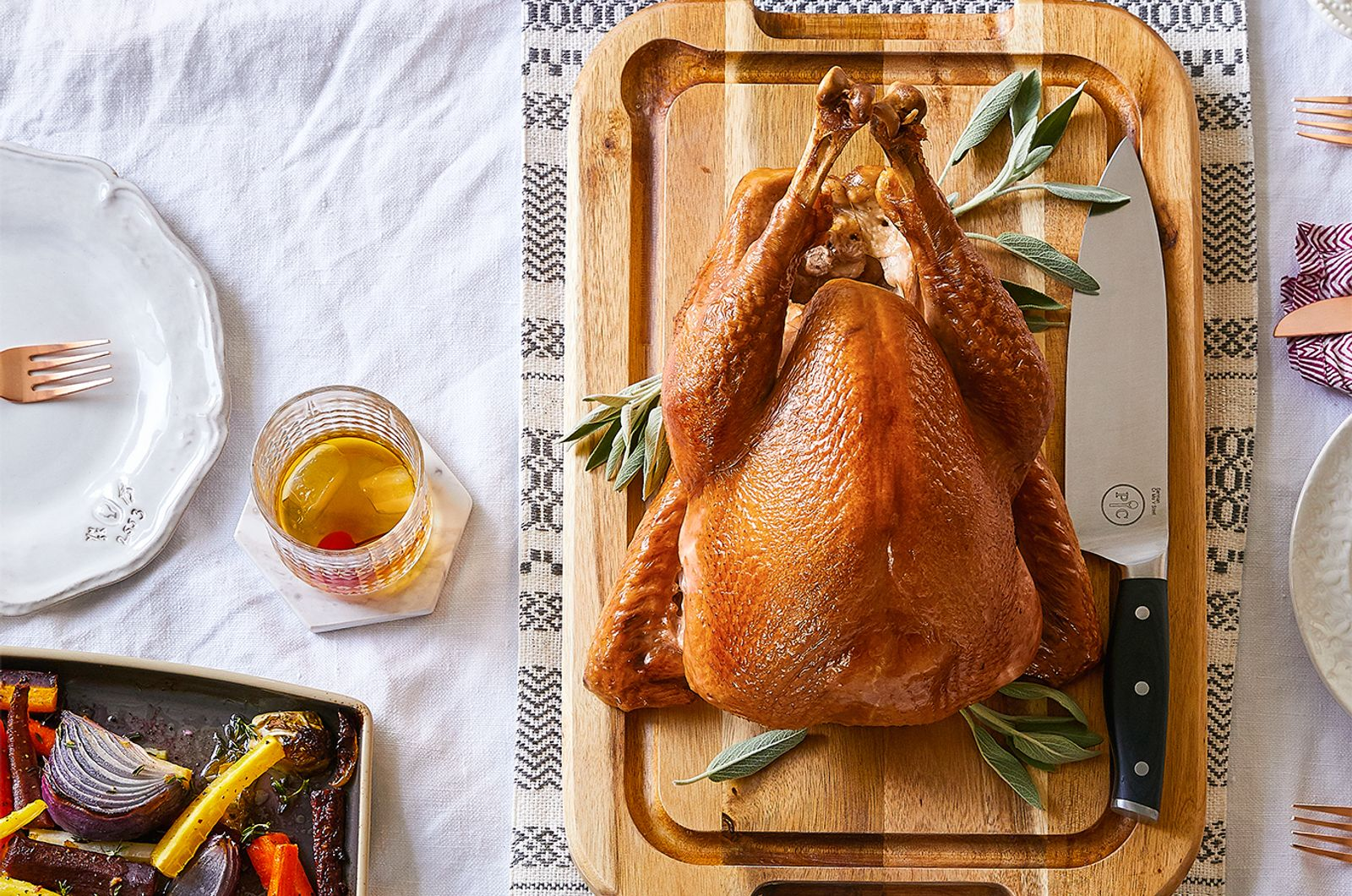 7 Ways to Plan Ahead for Thanksgiving Dinner