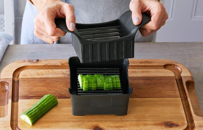 Quick Slice and Cucumber