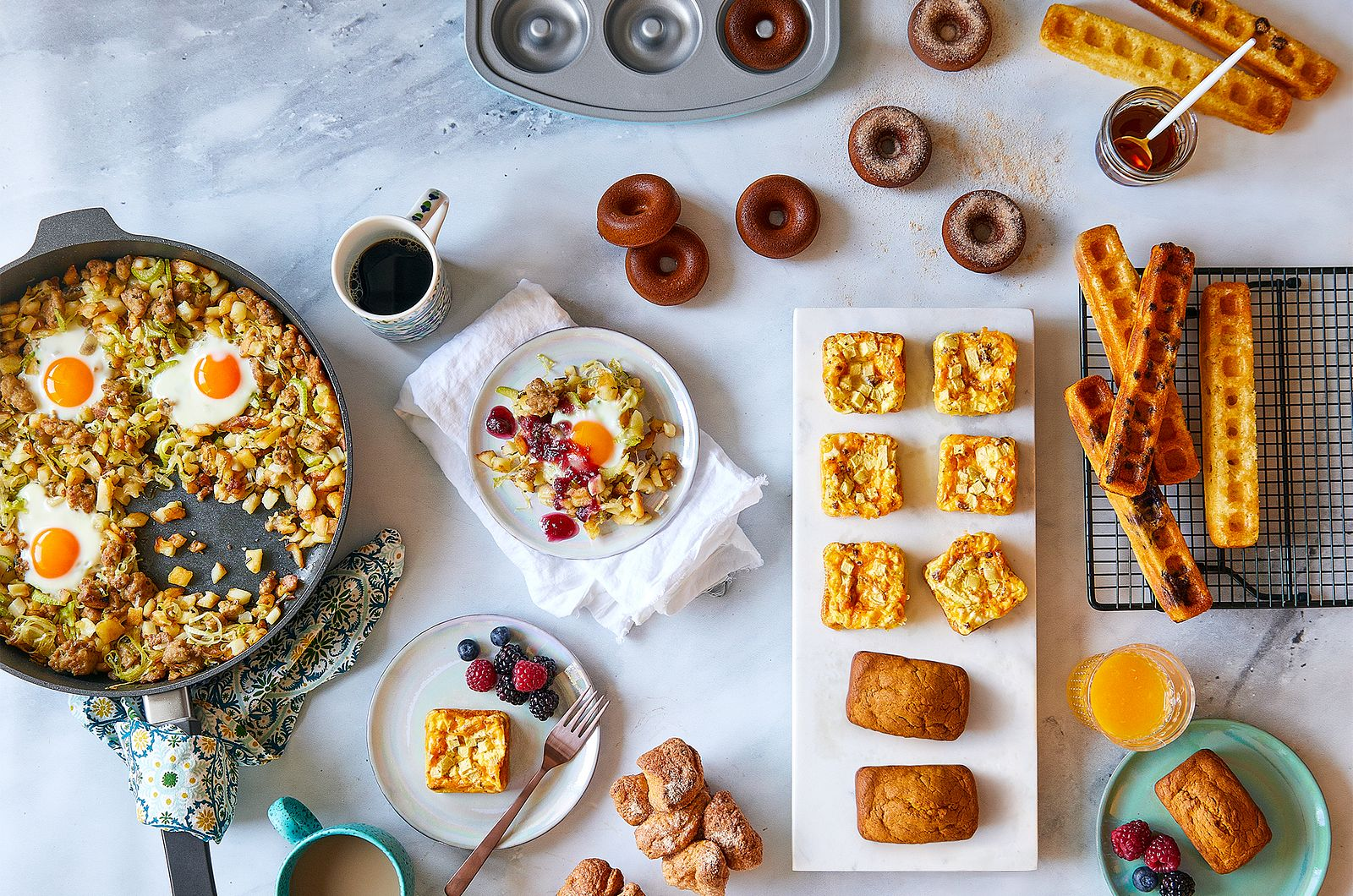 5 Steps for a Stress-Free Holiday Brunch