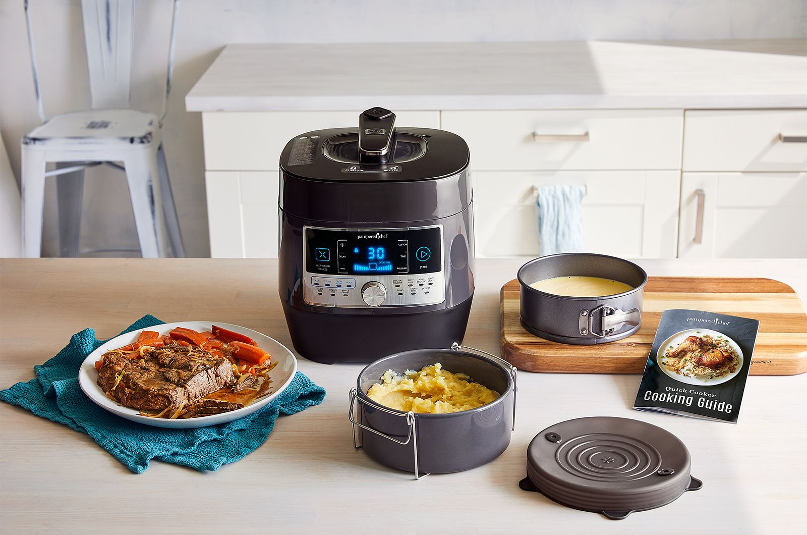 5 Reasons to Try Pressure Cooking