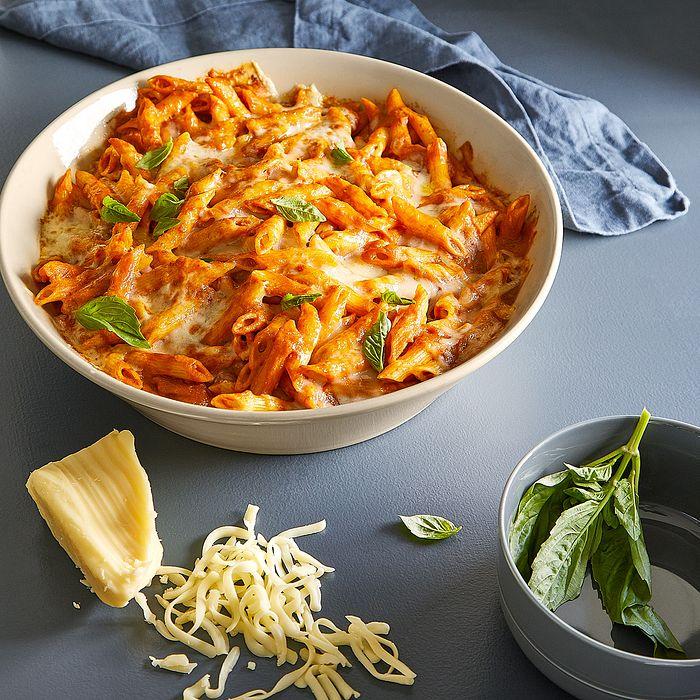 Hidden Veggie Marinara Pasta