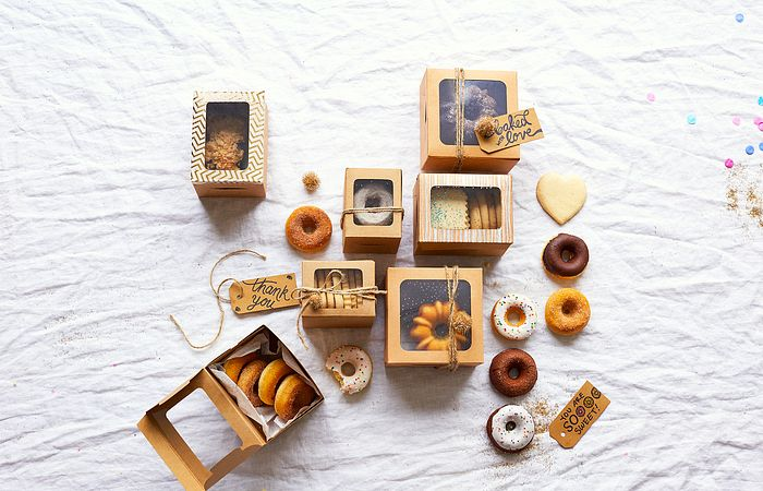 Sweet Treats Gift Boxes