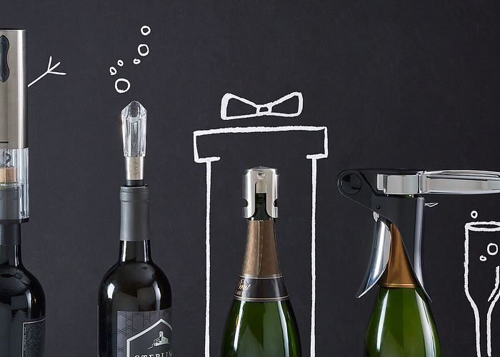Wine and Champagne as Gifts