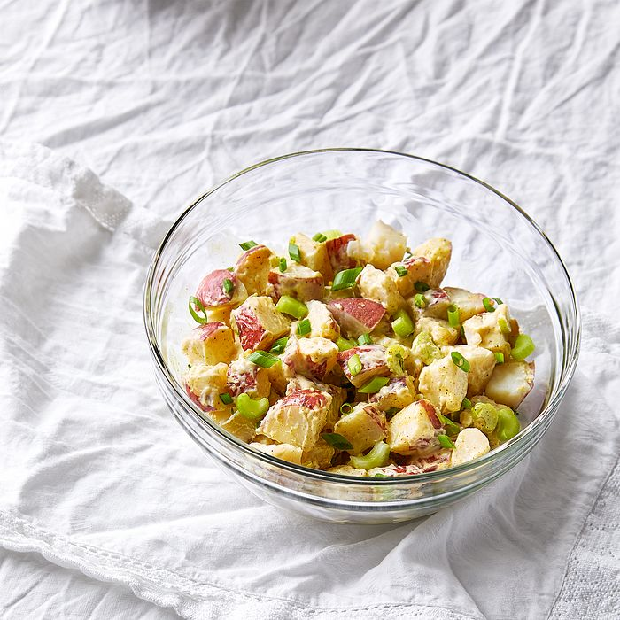 Quick Cooker Red Potato Salad
