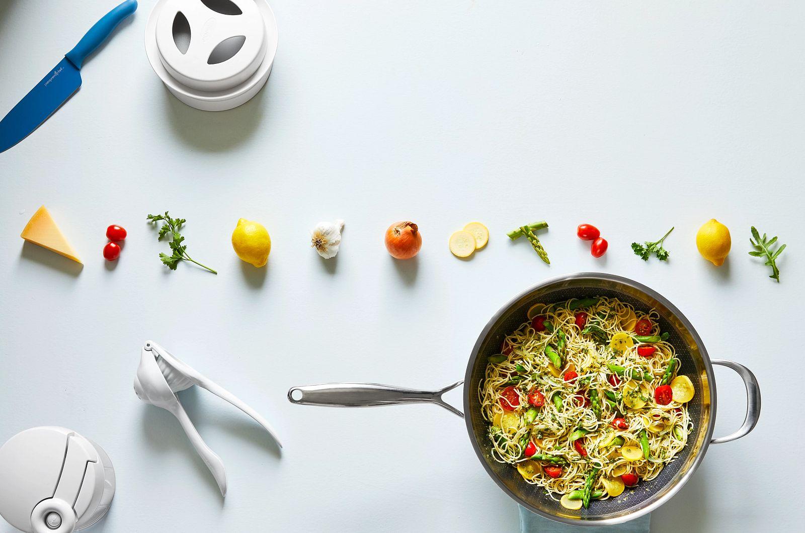 Behind the Recipe: Pasta Primavera With Gremolata