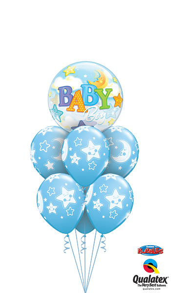 23597--43004--Baby-Boy-Stars-Moons-Bubble-Luxury