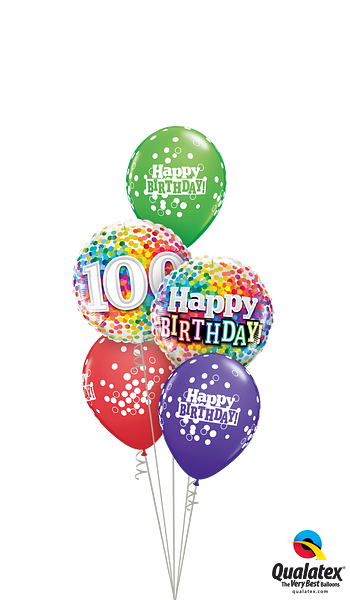 49496--49565--52962--100th-Bday-Confetti-Dots-Classic