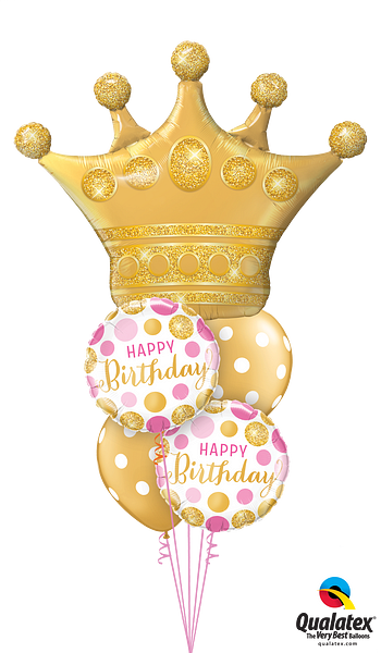 49343--49164--52958--Birthday-Golden-Crown-shape-Staggered
