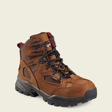 9b7ee2d70a4 Men's 6674 Electrical Hazard Waterproof Aluminum Toe TruHiker 6-inch ...