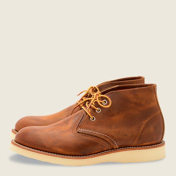 Work Chukka Product image - view 5
