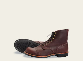 5eff52b57cbcd Leather Boots for Men, Made in America | Red Wing Heritage