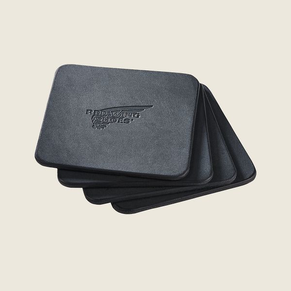 Pioneer Leather Coasters Product image
