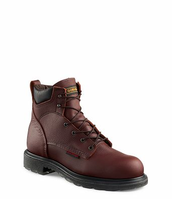 604 - Mens 6-inch Boot