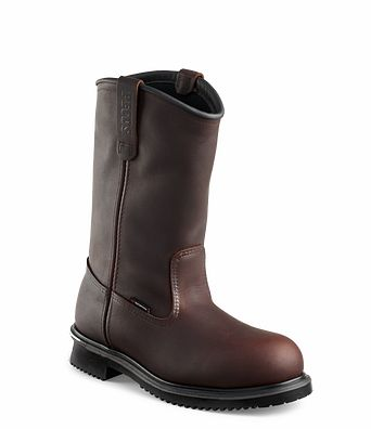 2230 - Mens 11-inch Pull-On Boot