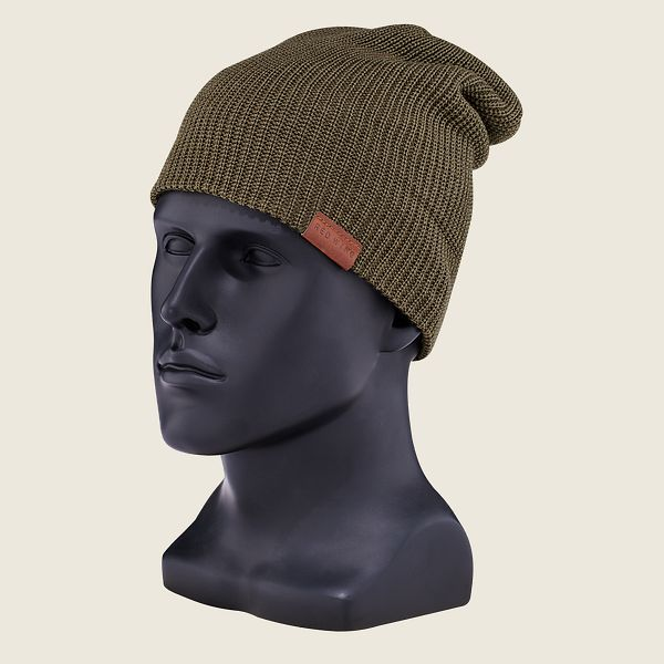Merino Wool Knit Hat Product image - view 2