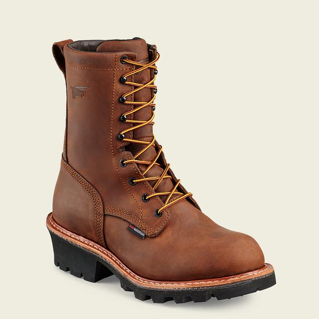 3437d2727d34 Red Wing Shoes. Workboots  Current  9-inch Logger Boot. Print Share.  widen.pdp.rws.com ...