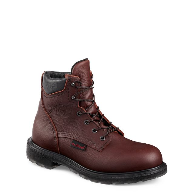 Men S 606 Electrical Hazard Supersole 174 2 0 6 Inch Boot