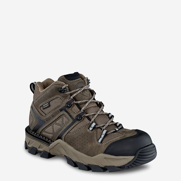 Women s Crosby Waterproof Safety Toe Hiker Work Boot 83224  eafbf53bb