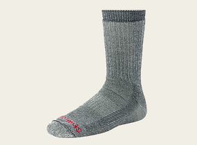 Charcoal Merino Wool Sock product photo