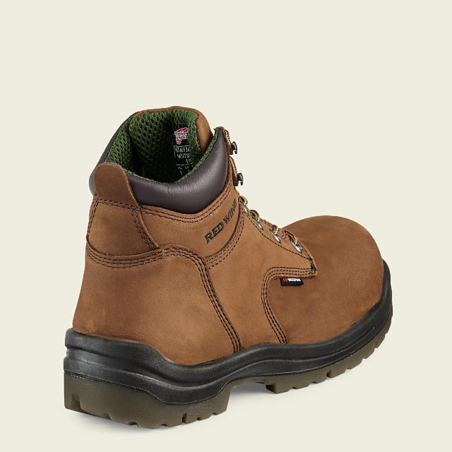 07e2bb5fb6c Men's 432 Electrical Hazard Insulated Waterproof King Toe<sup>®</sup ...