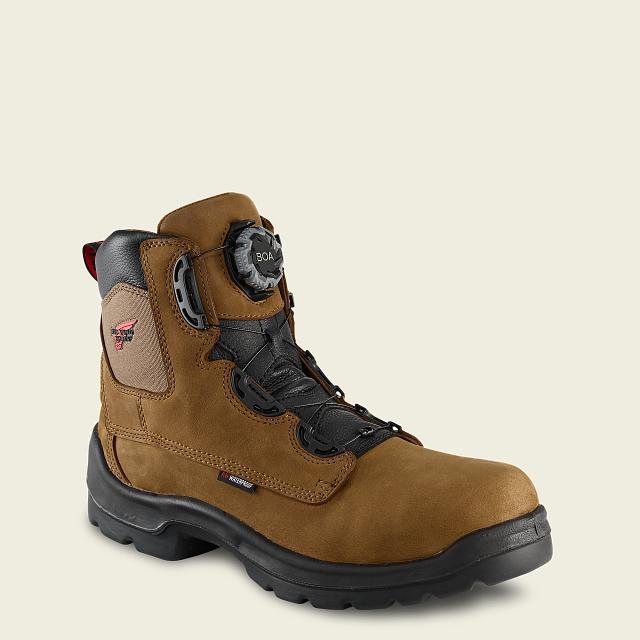 Men S 4216 Electrical Hazard Waterproof Non Metallic Toe