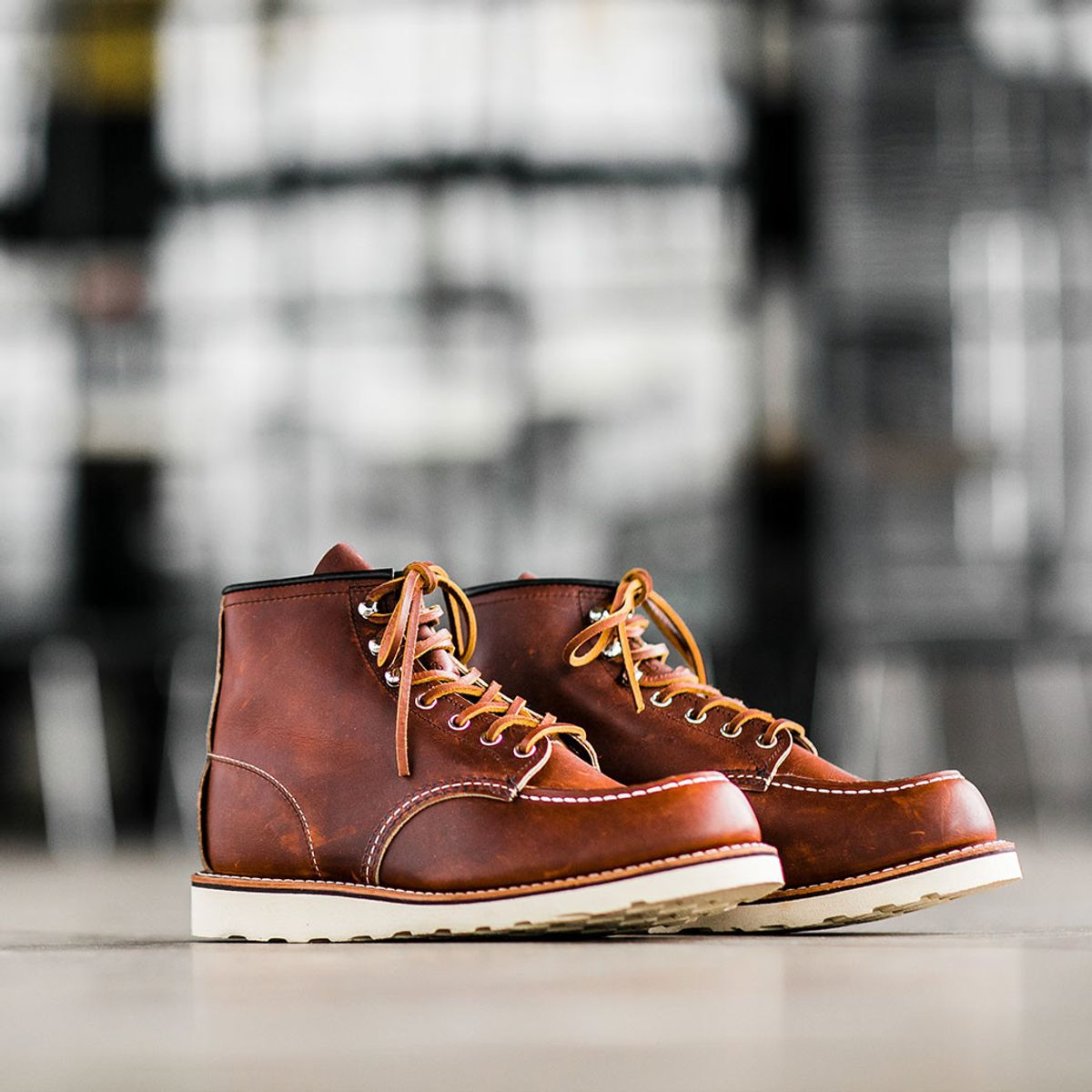 6-INCH<br/>CLASSIC MOC