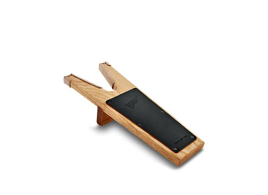 Solid Oak Boot Jack product photo