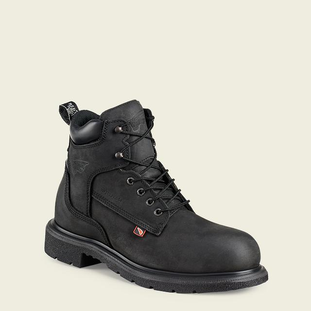 2db6baa49d7 Men's 4217 Electrical Hazard Waterproof Steel Toe DynaForce<sup ...
