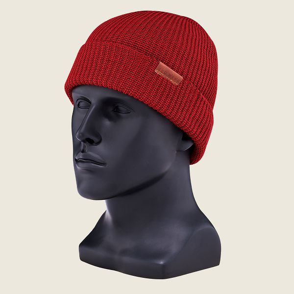 Merino Wool Knit Hat Product image